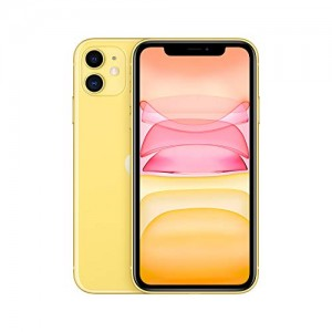 Apple iPhone 11 64GB color amarillo por 677€