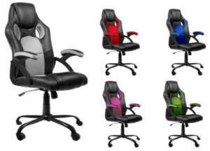 Silla de oficina Racing Gaming SR-1