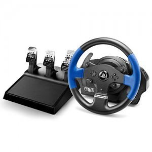 Thrustmaster T150RS PRO (Volante + Pedales para PS3, PS4 y PC)