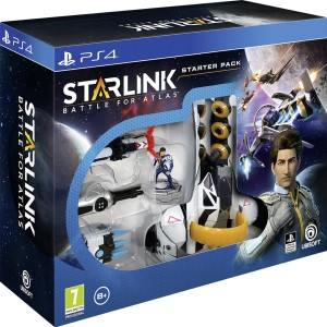 Starlink Starter Pack para PS4 por sólo 9,90€
