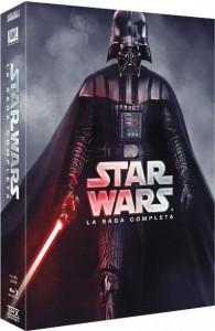 Pack Star Wars, La saga completa en Blu-Ray