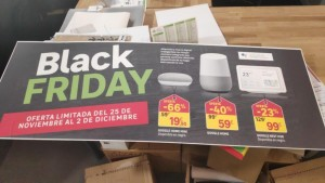 ¡Preciazos! Google Home en el Black Friday de Leroy Merlin
