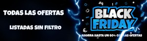 Black Friday para Gamers en la tienda 4Frags