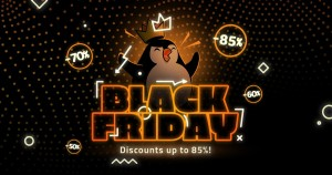 Black Friday en Kinguin con descuentos de hasta un 85%