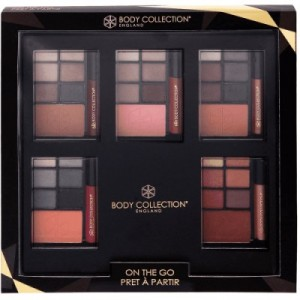 Estuche de Maquillaje – Body Collection On The Go