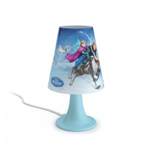 Lámpara de mesa Philips Disney Frozen