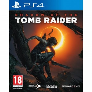 Shadow of the Tomb Raider para PS4 por 14,95€