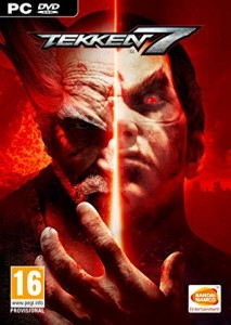 Tekken 7 para PC (Steam) en formato digital