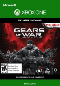 Gears of War: Ultimate Edition para Xbox One por 1,09€