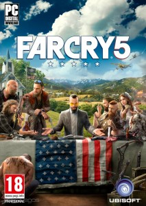 Far Cry 5 para PC por 12,90€