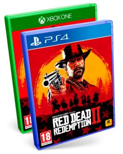Red Dead Redemption 2 para PS4 y Xbox One por 24,95€
