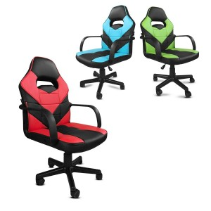 Silla GT PLAYER para oficina y gaming