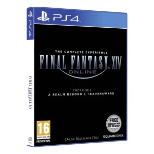 Final Fantasy XIV Online The Complete Experience para PS4