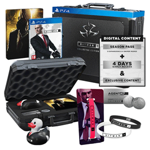 Hitman 2 Collectors Edition para PS4
