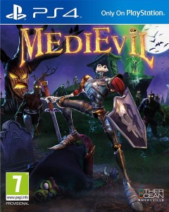 MediEvil Remasterizado para PS4 en la PlayStation Store