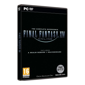 Final Fantasy XIV Online The Complete Experience para PC