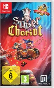 Super Chariot para Nintendo Switch por 1,99€