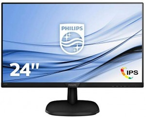 Monitor Philips Full HD IPS de 23,8″