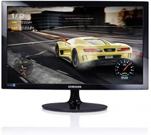 Monitor Samsung Full HD 1080p de 24″