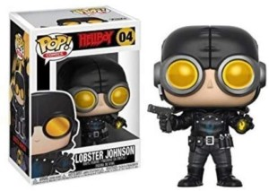 Funko pop Hellboy Monster Johnson