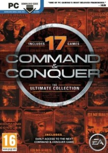 Command and Conquer: The Ultimate Edition PC (Origin) Juego de guerra y estrategia