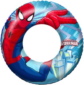 Flotador Hinchable Infantil de Spiderman