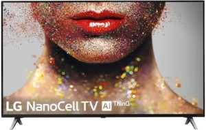 TV LG NanoCell Ultra HD 4K Smart TV 55″ HDR10 Dolby Vision y Dolby Atmos