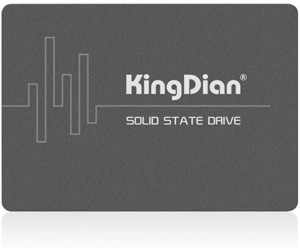 Disco duro interno SSD Kingdian 240 GB