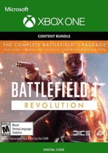 Battlefield 1 Revolution para Xbox One por 3,29€