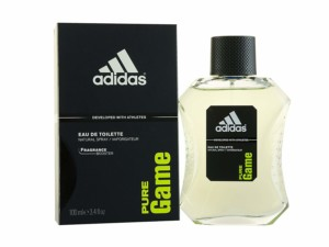 Adidas Pure Game Eau de Toilette para Hombre – 100 ml