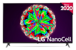 TV LG LED 65″ NanoCell 4K con Inteligencia Artificial HDR 10 Pro y Smart TV