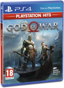 God of War PS4 por sólo 13,90€
