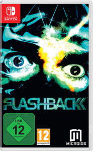 Flashback para Nintendo Switch por sólo 0,99€