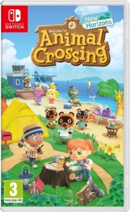 Animal Crossing: New horizons (Nintendo Switch) 44,99€
