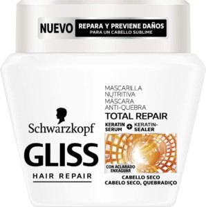 Mascarilla Gliss reparación total – 2 x 300ml