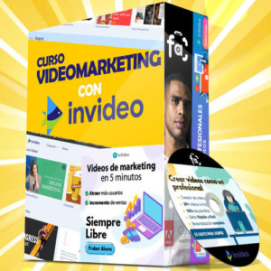 Curso GRATIS de video marketing con InVideo
