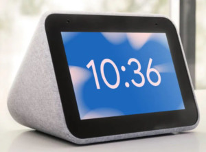 Lenovo Smart Clock Asistente de Google