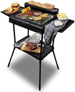 Barbacoa eléctrica Cecotec PerfectSteak 4250 Stand de 2400 W