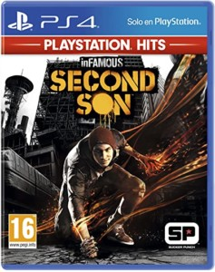 Infamous Second Son para PS4 por 11,99€