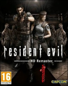 Resident Evil HD Remaster para PC por 3,59€