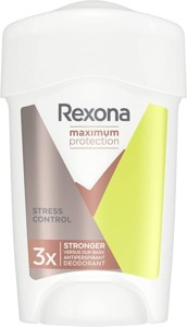 Rexona Maximum Protection Crema Antitranspirante Stress Control – 45ml