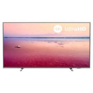 TV Philips 65″ UHD 4K HDR Smart TV con Ambilight