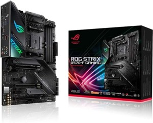 Placa Base ASUS ROG Strix X570-F sólo 240,95€