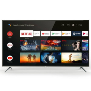 "TV TLC Smart TV LED 55"" UHD 4K"