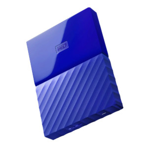 Disco duro externo 2 TB USB 3.0 Western Digital My Passport
