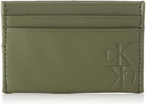 Calvin Klein Mirror Monogram Card Case