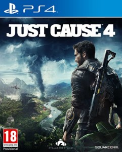 Just Cause 4 para PS4 por sólo 4,95€