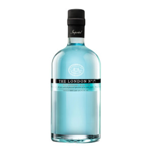 Ginebra The London Nº1 Premium Original Blue Gin (1 litro)