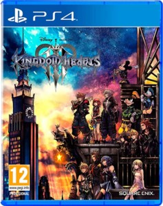 Kingdom Hearts 3 para PS4 por sólo 14,90€