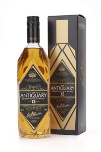 The Antiquary Scotch Whisky de 12 años – 700ml